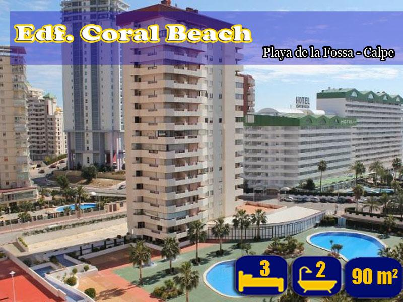Rental Apartment with air conditioned Calpe