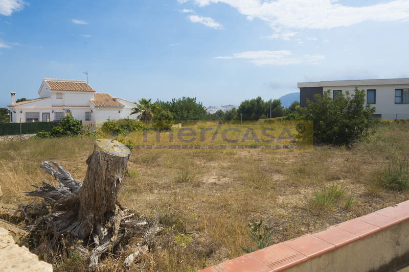 Sell Plot Calpe