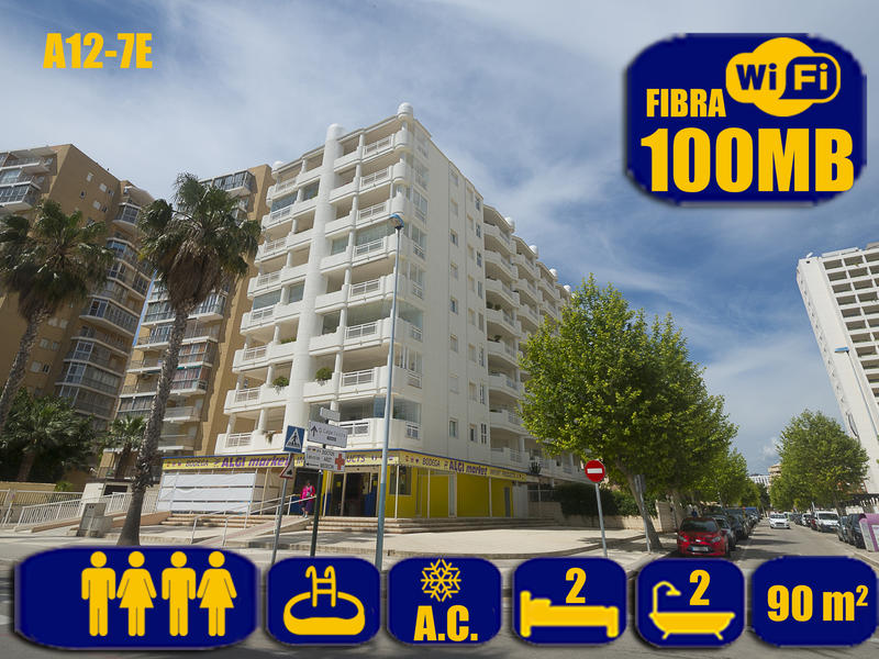 Louer Appartement Calpe