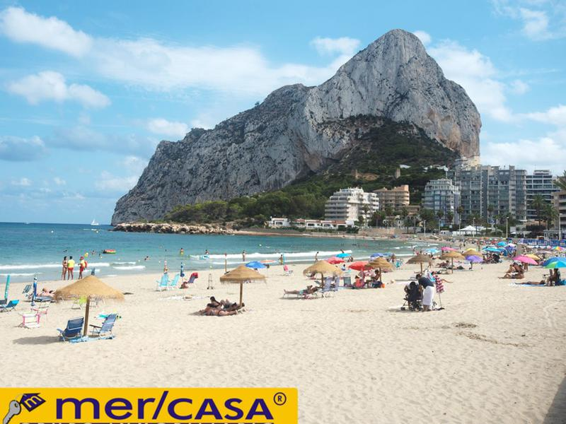 Rental Apartment with Air Cond. Calpe