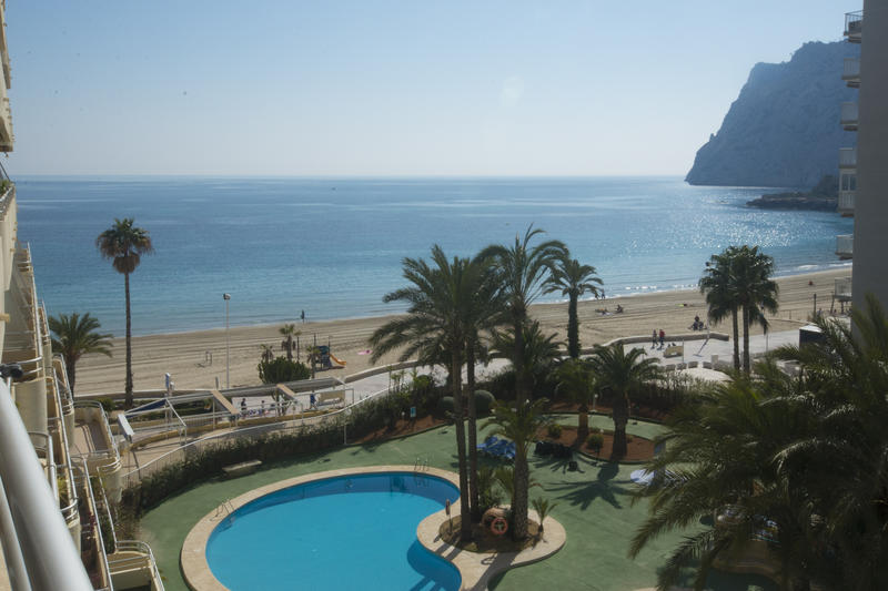 Apartment with Air Cond. Calpe