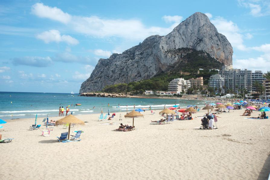 For Rent Apartment with Air Cond. Calpe